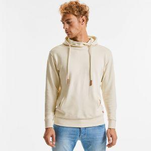 Russell - Pure Organic High Collar Hooded Sweatshirt - J209M