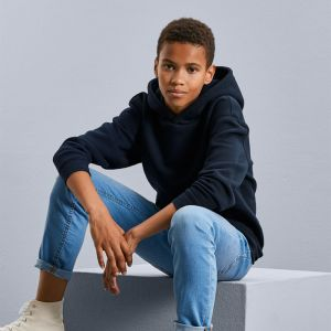 Russell - Kids Authentic Hooded Sweatshirt - J265B