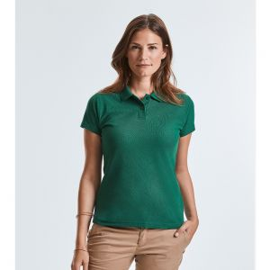 Russell - Women's Classic Poly/Cotton Polo - J539F