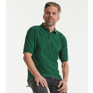 Russell - Classic Poly/Cotton Polo - J539M