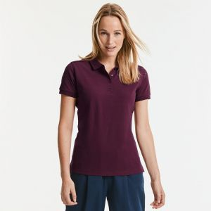 Russell - Ladies' Tailored Stretch Polo - J567F