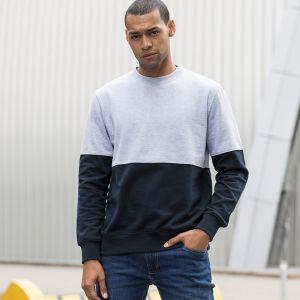 Just Hoods by AWDis - Colour Block Sweatshirt - JH038
