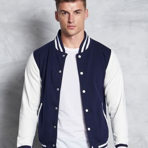 Just Hoods by AWDis - Varsity Jacket - JH043