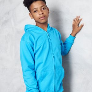 Just Hoods by AWDis - Kid's Zoodie - JH050B
