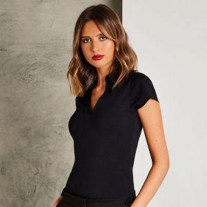 Kustom Kit - Ladies V Neck Corporate Top - KK770