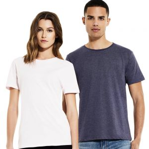 Continental - Unisex Slim Cut Jersey T-Shirt - N18