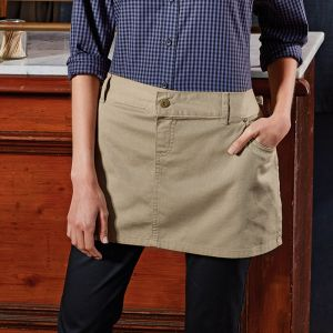 Premier - Cotton Chino Waist Apron - PR133