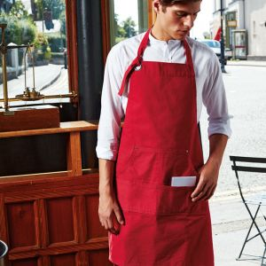Premier - Calibre Heavy Canvas Pocket Apron - PR137