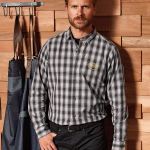 Premier - Mulligan Check Long Sleeve Shirt - PR250