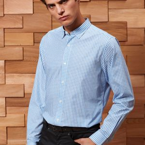 Premier - Maxton Check Long Sleeve Shirt - PR252