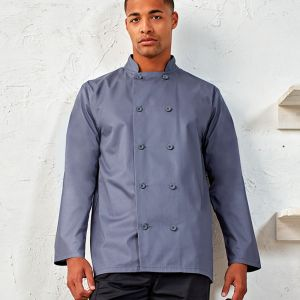 Premier - Long Sleeve Chefs Jacket - PR657
