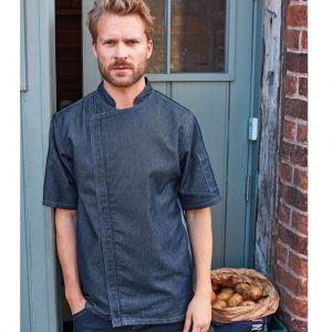Premier - Short Sleeve Chef's Jacket - PR906