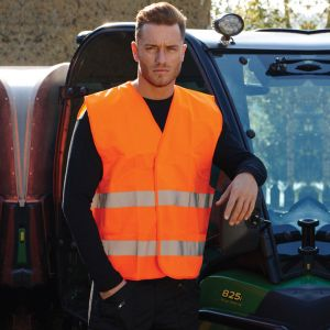 Portwest - Hi-Vis Two Band Vest - PW309
