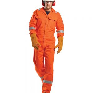 Portwest - Bizweld Flame Resistant Iona Coverall - PW450