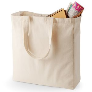 Quadra - Canvas Classic Shopper - QD23