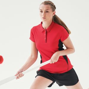 Regatta Activewear - Ladies Salt Lake Pique Polo Shirt - RA006