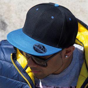 Result - Contrast Bronx Snapback Cap - RC082