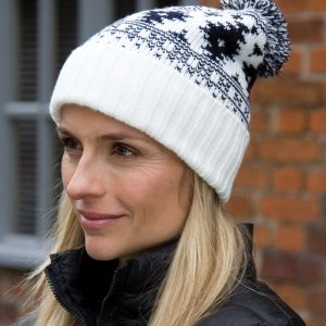 Result - Deluxe Fair Isles Hat - RC356