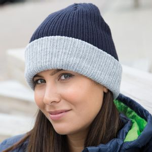 Result - Double Layer Knitted Hat - RC378