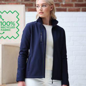 Regatta - Honestly Made Ladies Recycled Soft Shell Jacket - RG2002