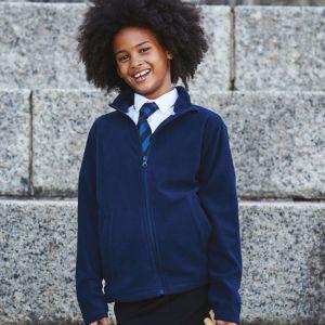 Regatta - Kids Brigade II Micro Fleece Jacket - RG258