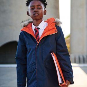 Regatta - Kids Cadet Insulated Parka Jacket - RG260
