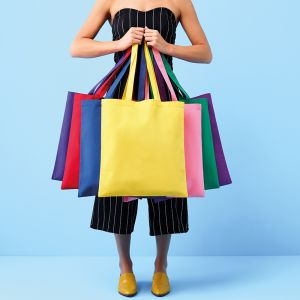 Nutshell - Cotton Promo Shoulder Shopper - RL100