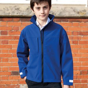 Result - Kids Classic Soft Shell Jacket - RS121B
