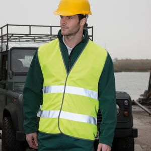 Result - Core - Motorist Hi-Vis Safety Vest - RS200