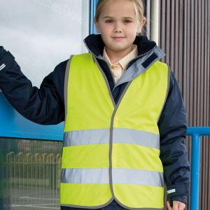 Result - Core - Kids Hi-Vis Safety Vest - RS200B