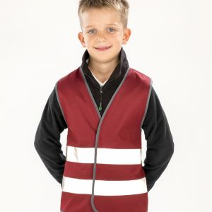 Result - Core Kids Enhanced Vis Vest - RS200BE