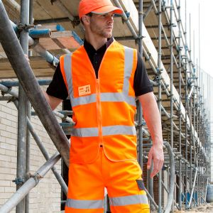 Result - Core - Zip Safety Tabard - RS202
