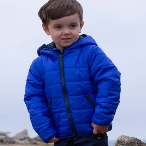 Result - Core - Kids Padded Jacket - RS233B
