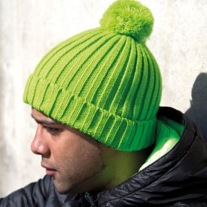 Result - HDi Quest Knitted Hat - RS369