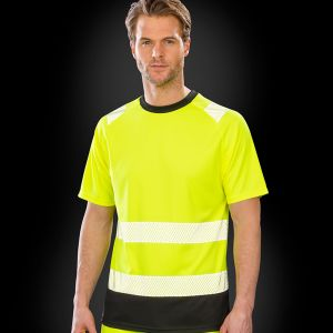 Result - Genuine Recycled Safety T-Shirt - RS502