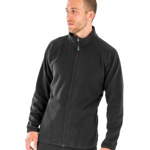 Result - Genuine Recycled Micro Fleece Jacket - RS907