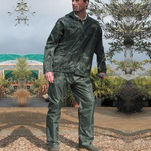 Result - Waterproof Jacket/Trouser Suit in Carry Bag - RS95
