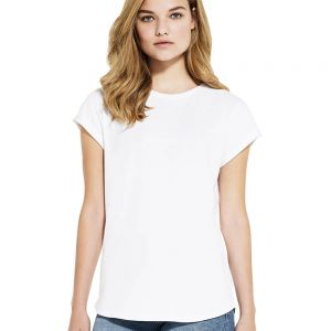 Salvage - Women's Rolled Sleeve T-Shirt - SA16
