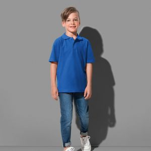 Stedman - Kid's Short Sleeve Polo - ST3200