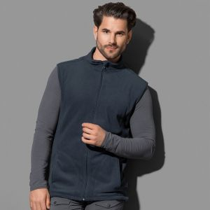 Stedman - Active Fleece Vest - ST5010
