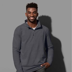 Stedman - Active Fleece Half Zip - ST5020