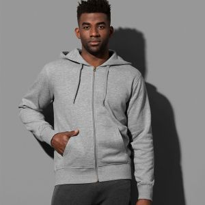 Stedman - Active Hooded Sweat Jacket - ST5610
