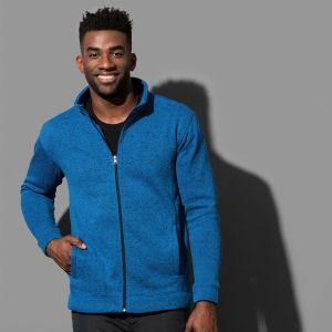 Stedman - Active Knit Fleece Jacket - ST5850