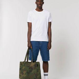 Stanley/Stella - Shopping Bag AOP - AOP Woven Shopping Bag - STAU768