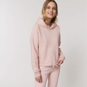 Stanley/Stella - Stella Bower - The Women's Cropped Hoodie Sweatshirt - STSW132