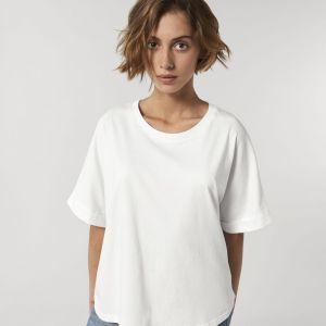Stanley/Stella - Stella Collider Vintage - The Women's Garment Dyed Rolled Sleeve T-Shirt - STTW068