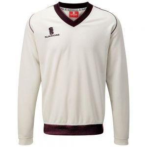 Surridge - Junior Fleece-Lined Sweater - SU08B