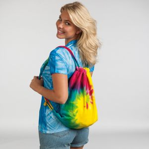 Colortone - Tie-Dye Sports / Gym Sack - TD40M