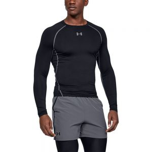 Under Armour - HeatGear Armour Long Sleeve Compression Shirt - UA007