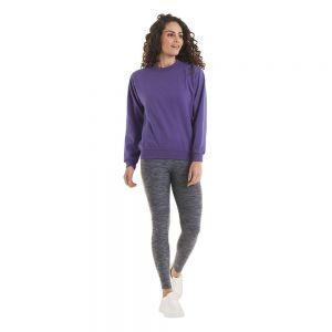 Uneek - Ladies Deluxe Crew Sweatshirt - UC511